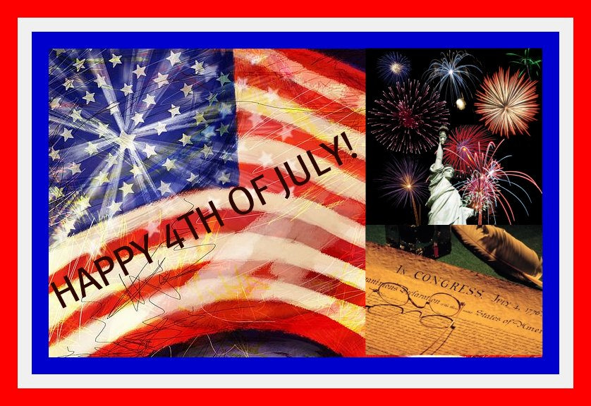 4TH OF JULY – Chasing MY Life WHEREVER it Leads Me
