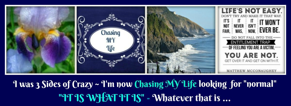 Chasing MY Life WHEREVER it Leads Me